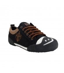 Vostro Men Casual Shoes Aero05 Black VCS0430